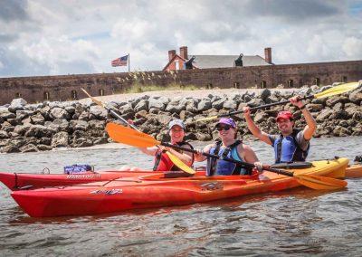 Cumberland Island Kayak Tour 16x9-4293