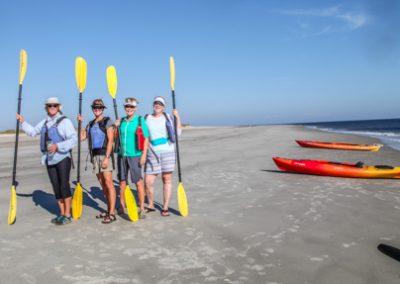 Cumberland Island Kayak Tour 16x9-4422
