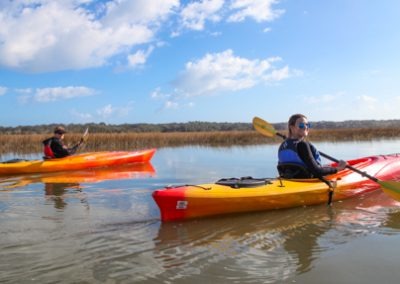 Egans Creek Kayak Tour Amelia Island-6126