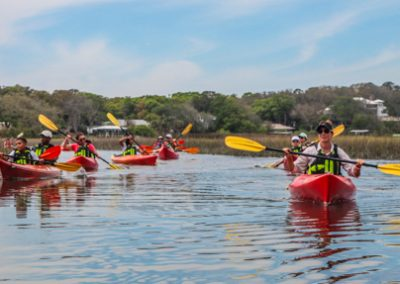 Egans Creek Kayak Tour Amelia Island-9886