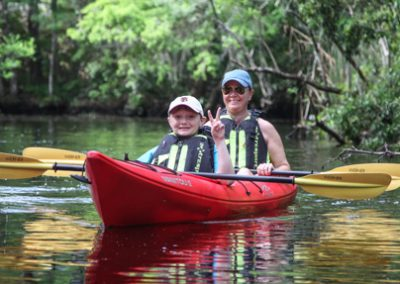 Lofton Creek Kayak Tour Kayak Amelia Island-1670