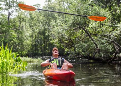 Lofton Creek Kayak Tour Kayak Amelia Island-1829