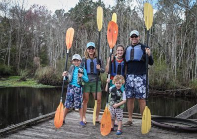 Lofton Creek Kayak Tour Kayak Amelia Island-7468