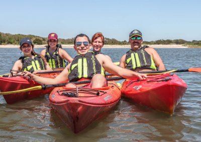 Talbot Island Kayak Tour 16x9-9820