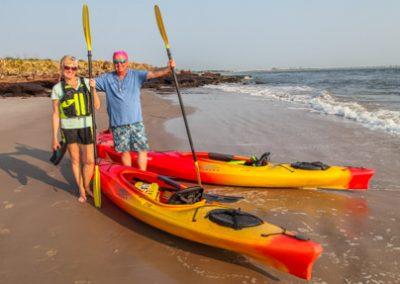 Talbot Island Kayak Tour-2378