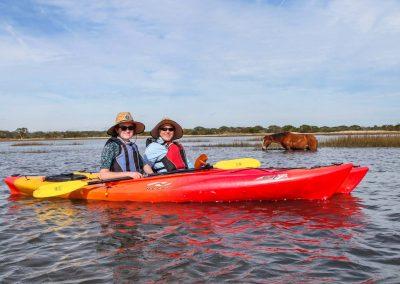 Cumberland Island Kayak tour banner 16x9-6571