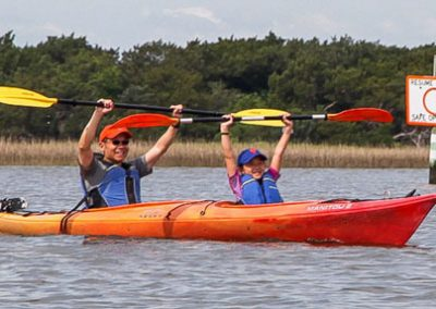 Fernandina Beach Amelia River Kayak tour-9749