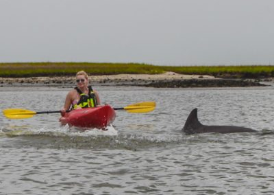 Fernandina Beach Kayak Tour 4x3-9170