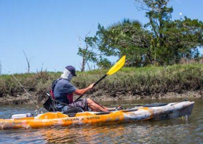 Kayak Fish Amelia Island-9587