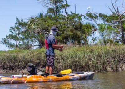 Kayak Fish Amelia Island-9599