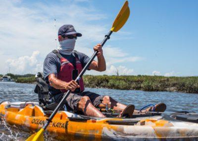 Kayak Fish Amelia Island-9603