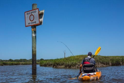 Fernandina Beach & Amelia River Kayak Tour 5-10-17