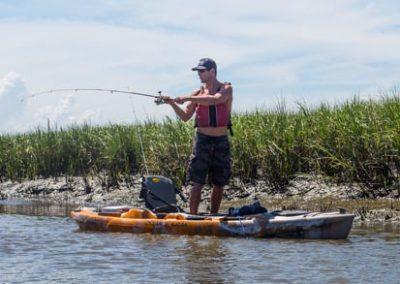 Kayak Fish Amelia Island-9696