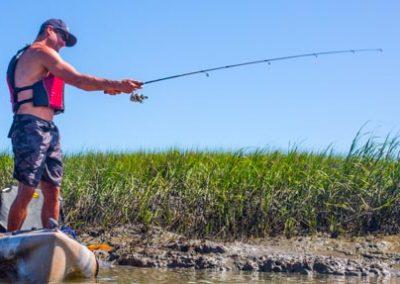 Kayak Fish Amelia Island-9899