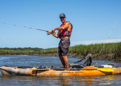 Kayak Fish Amelia Island-9969