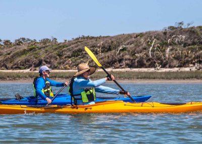 talbot Island Kayak tour-3204
